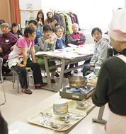食を通して多文化交流