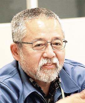講演者の柴田桂さん