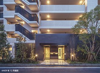 全戸39邸すべて南向き。現地で実際の建物や室内の明るさ、部屋からの眺望などを確認することができる