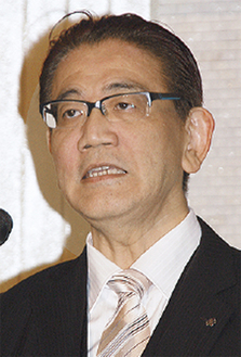 上田政治連盟会長