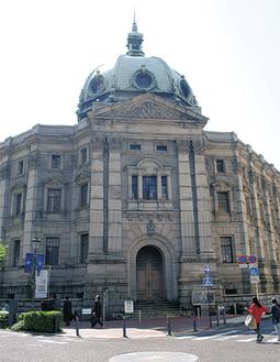 建物は国の重要文化財に指定