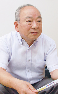 保護司の役割を語る藤平さん