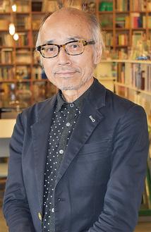芸術分野で受賞の中川憲造さん