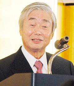新納憲司会長