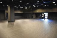 舞台芸術専用スペースに