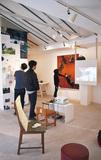 様々なアーティストの活動の成果が発表された