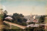 良質で豊かな水に恵まれビール工場が誕生した町