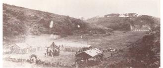 スイスライフル射撃大会 The Far East 明治4年(1871年)横浜開港資料館所蔵