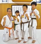 門下4人が神奈川制覇