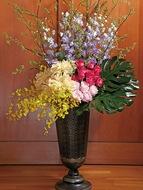 花と暮らす日々を