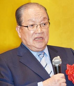 藤木 幸夫氏