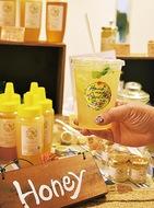 山手産の蜂蜜 量り売り