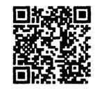 ユーチューブ「濱橋チャンネル」にアクセスできるQRコード