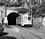 山手トンネルと市電