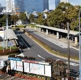 再整備する桜木町駅前の交通広場