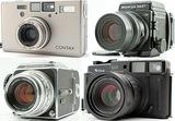 昭和のフィルムカメラ