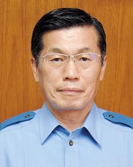 横浜水上警察署長 廣石 尚博さん