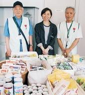 食料支援の場を提供