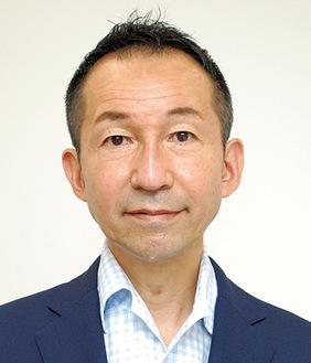 福田峰之氏