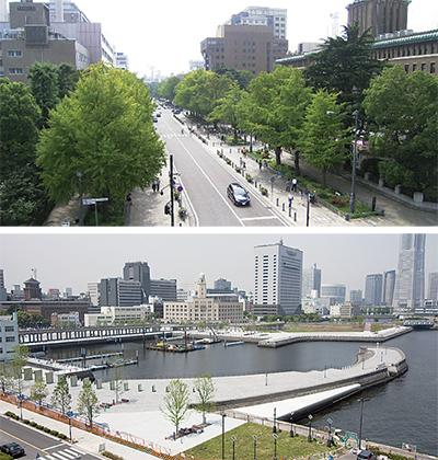 都市景観大賞を受賞