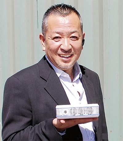 片野工業に「環境技術賞」