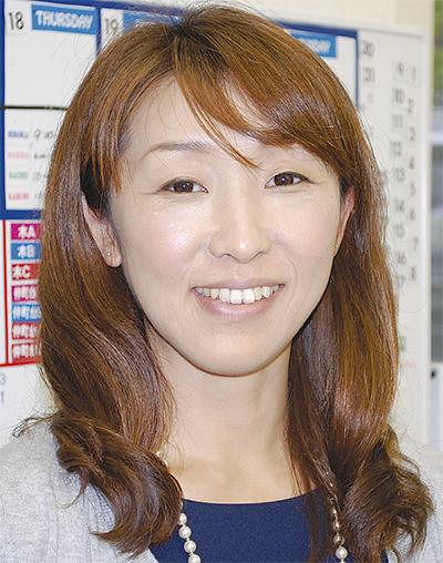 前岡 宏佳さん