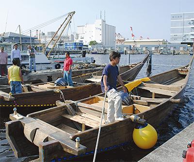 """""""祭礼船""""が50年ぶり復活"""