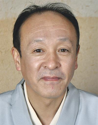 三遊亭 遊吉さん(本名:能條 正美)