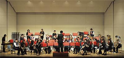 市民楽団が定期演奏