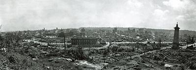 横浜大空襲から69年