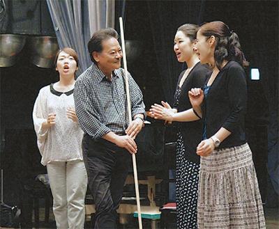 オペラで文化交流