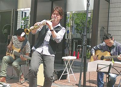 音楽の豪華競演