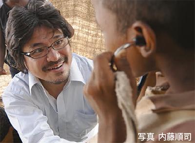 「スーダンに診療所を」
