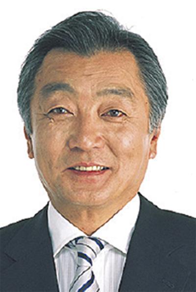 松本氏が初入閣