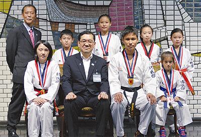 8選手が全国大会で入賞