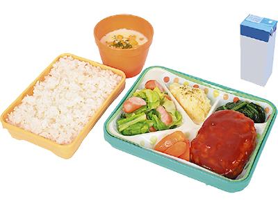 全校開始も、喫食率0.9%