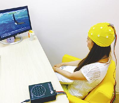 横浜初の最先端「脳トレ」スタジオ
