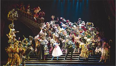 横浜初の「オペラ座の怪人」