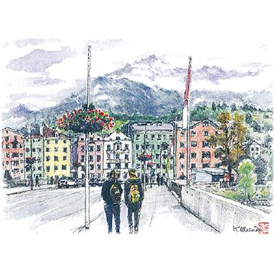 オーストリアの旅