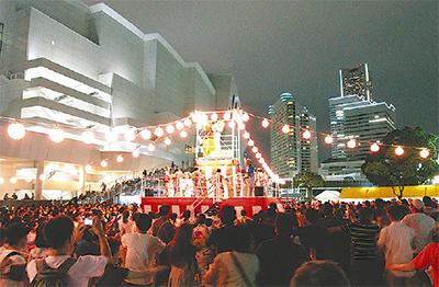 MM盆踊りが10周年
