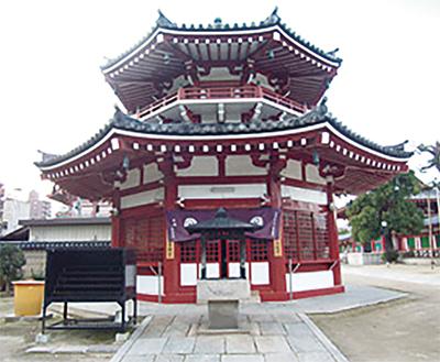 『八聖殿 実は希少な建造物』