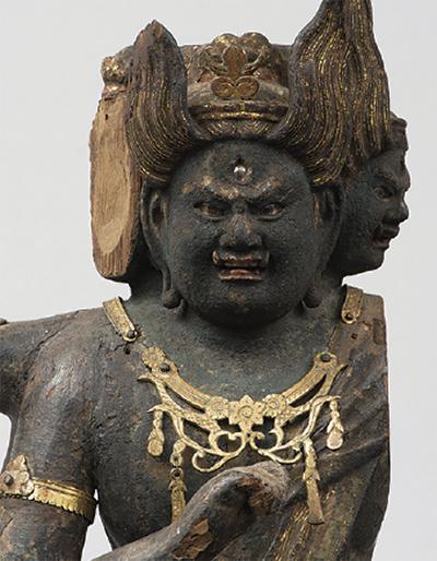 大威徳明王像(重要文化財) 運慶作 光明院
