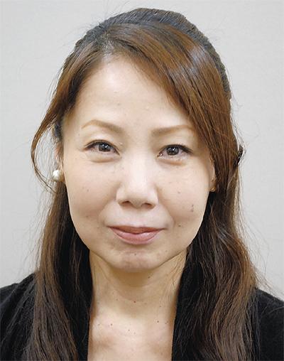 上田 ますみさん