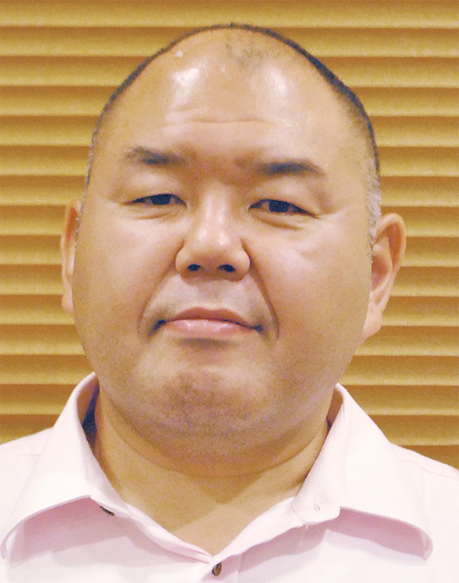 山分 喬喜さん(本名:富永 丈喜)