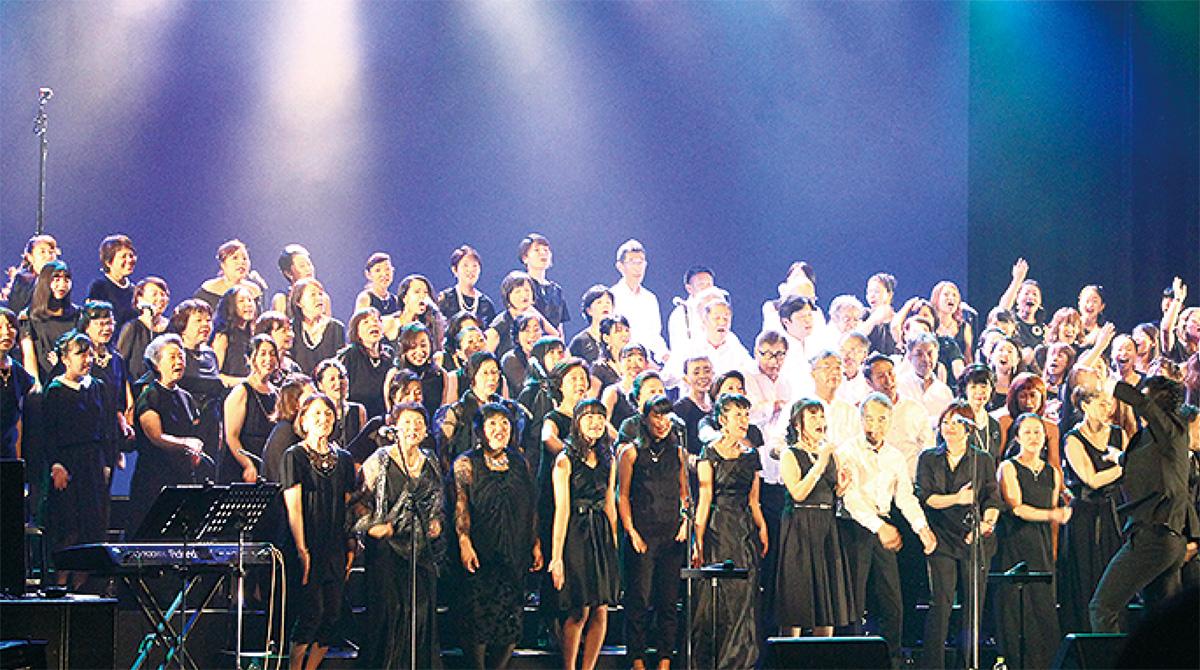 リニューアル記念で公演
