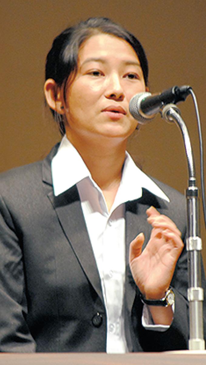 留学生11人が日本語で