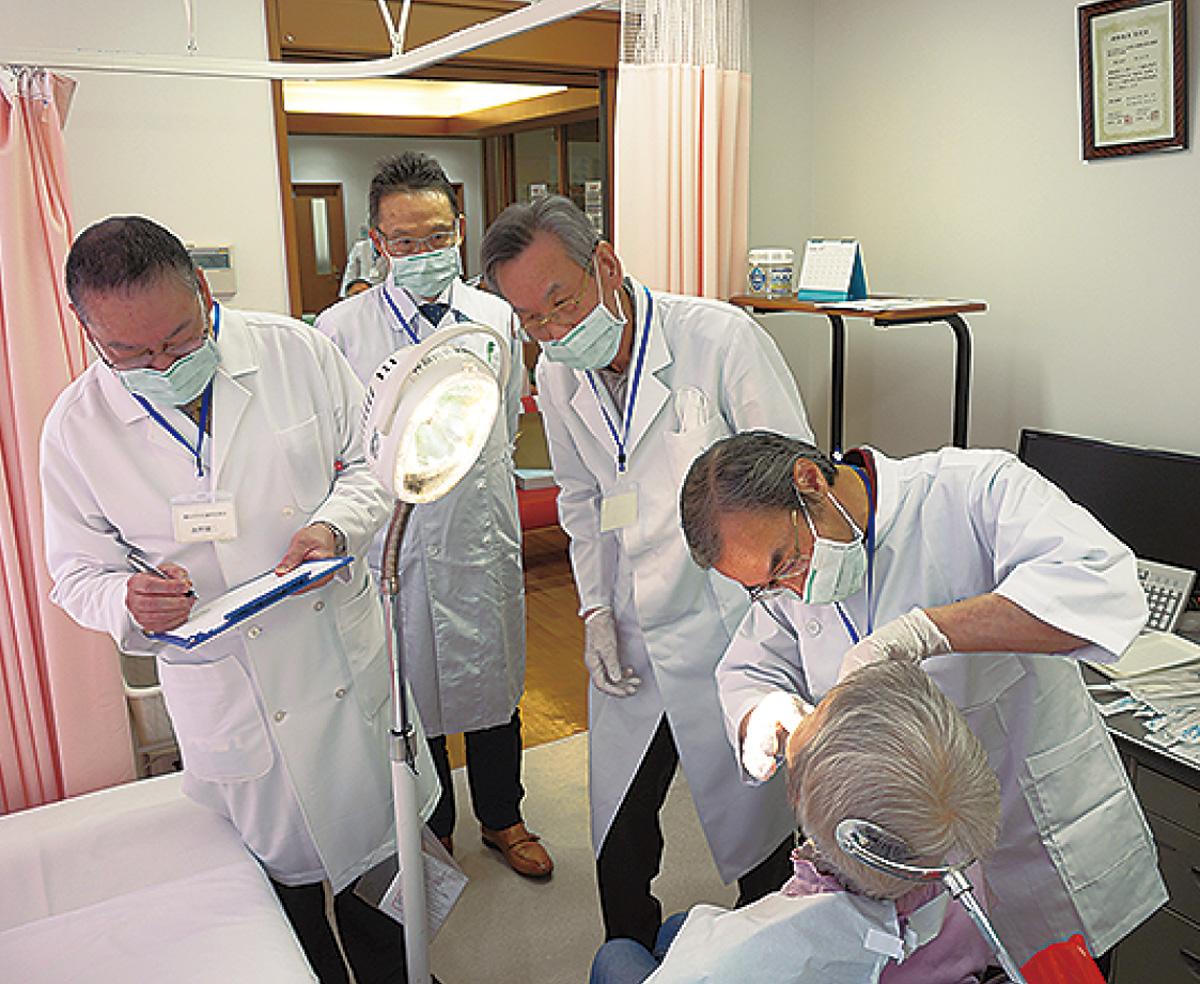 「口腔がん」の無料検診