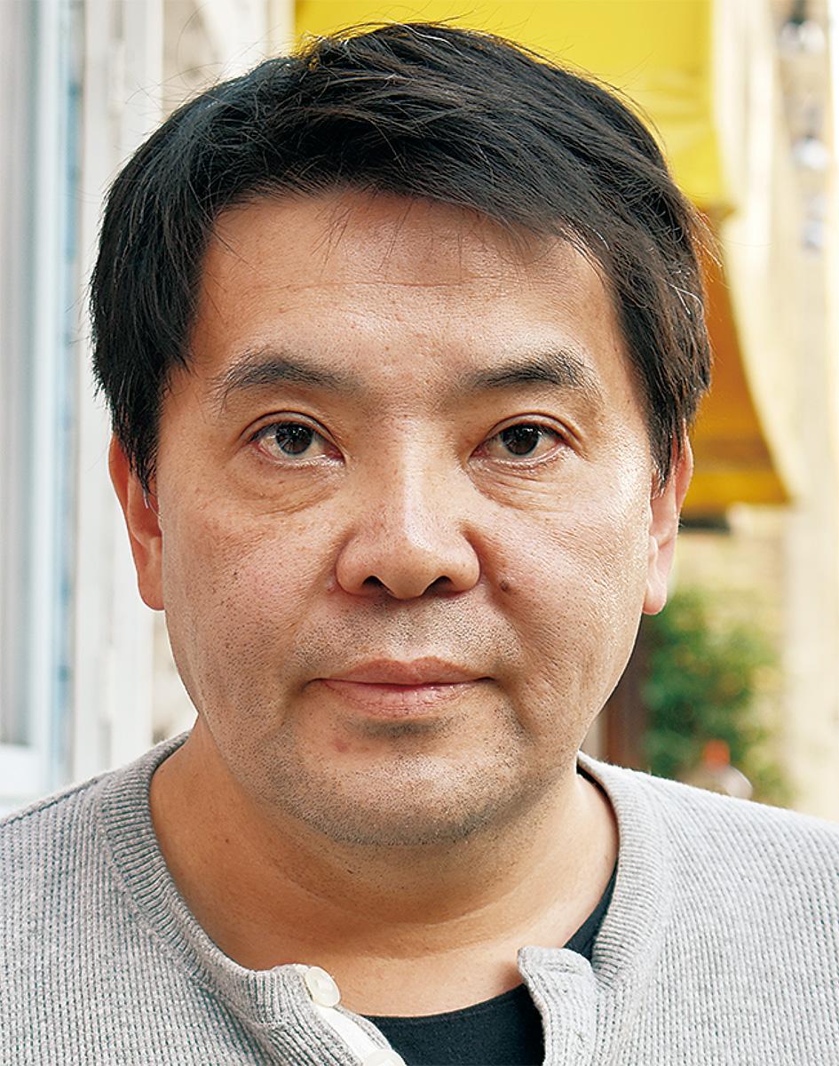 秋山 健さん
