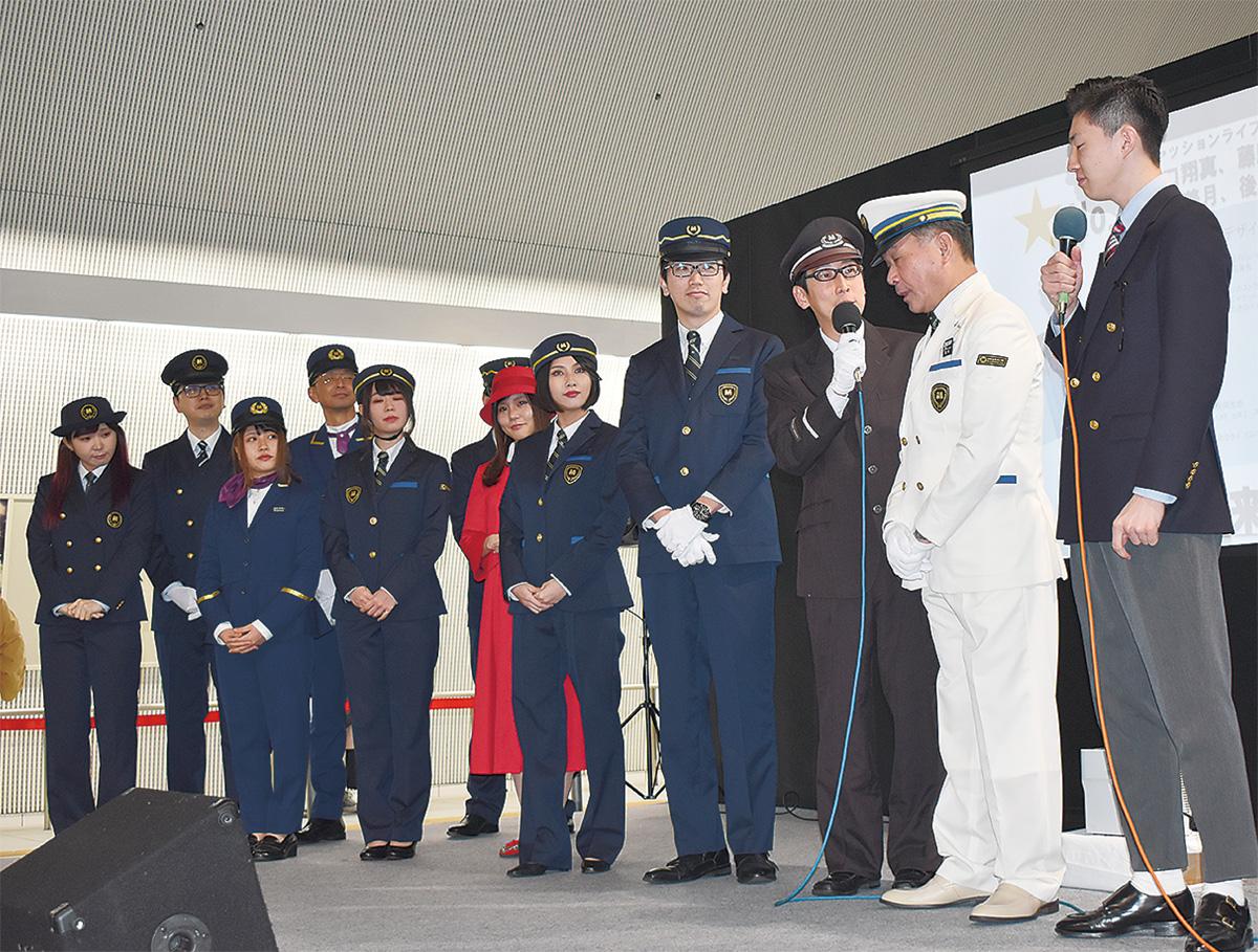 岩崎学園とコラボで新制服