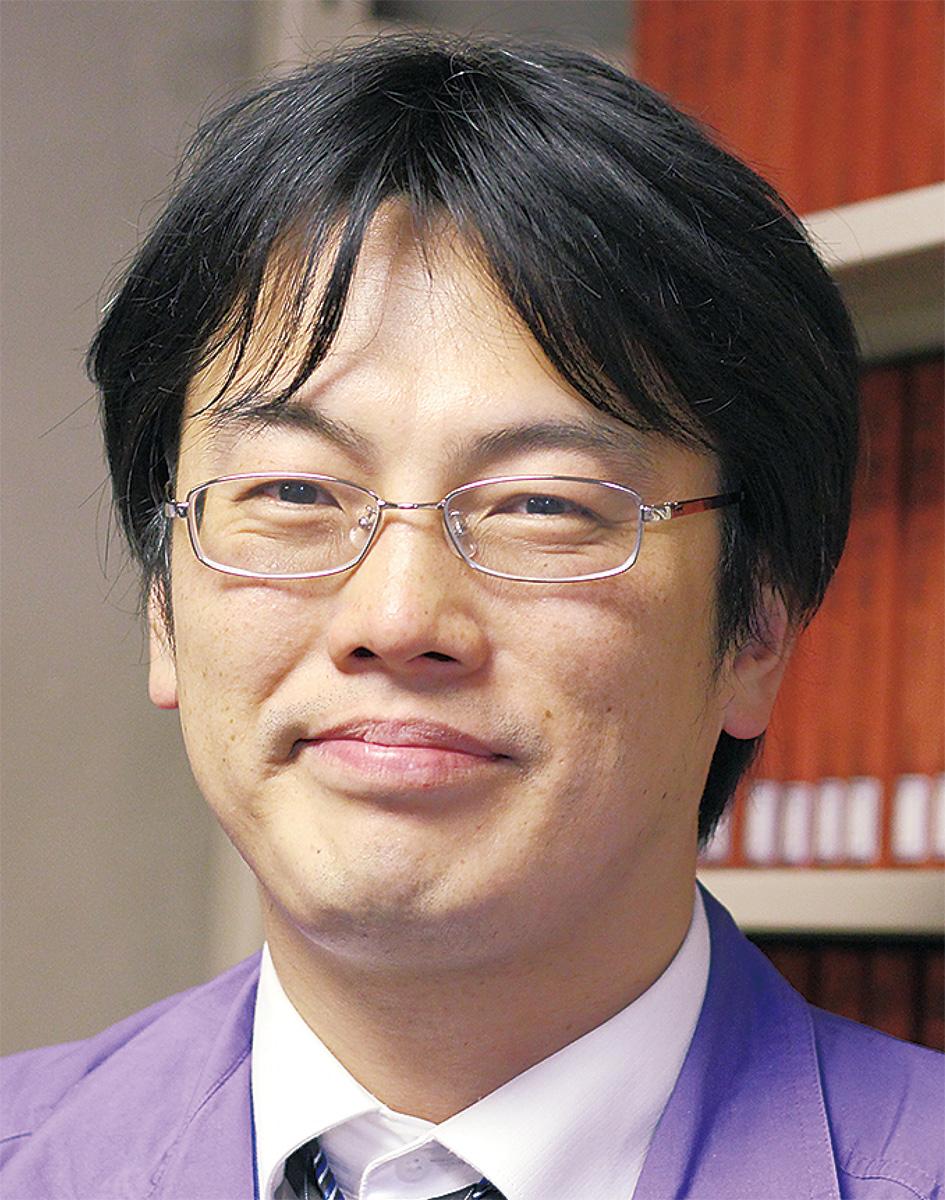 吉田 律人さん